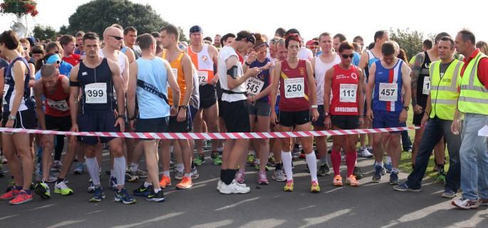 The Looker Folkestone Half Marathon