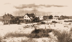Greatstone_from_the_Dunes_c1940s