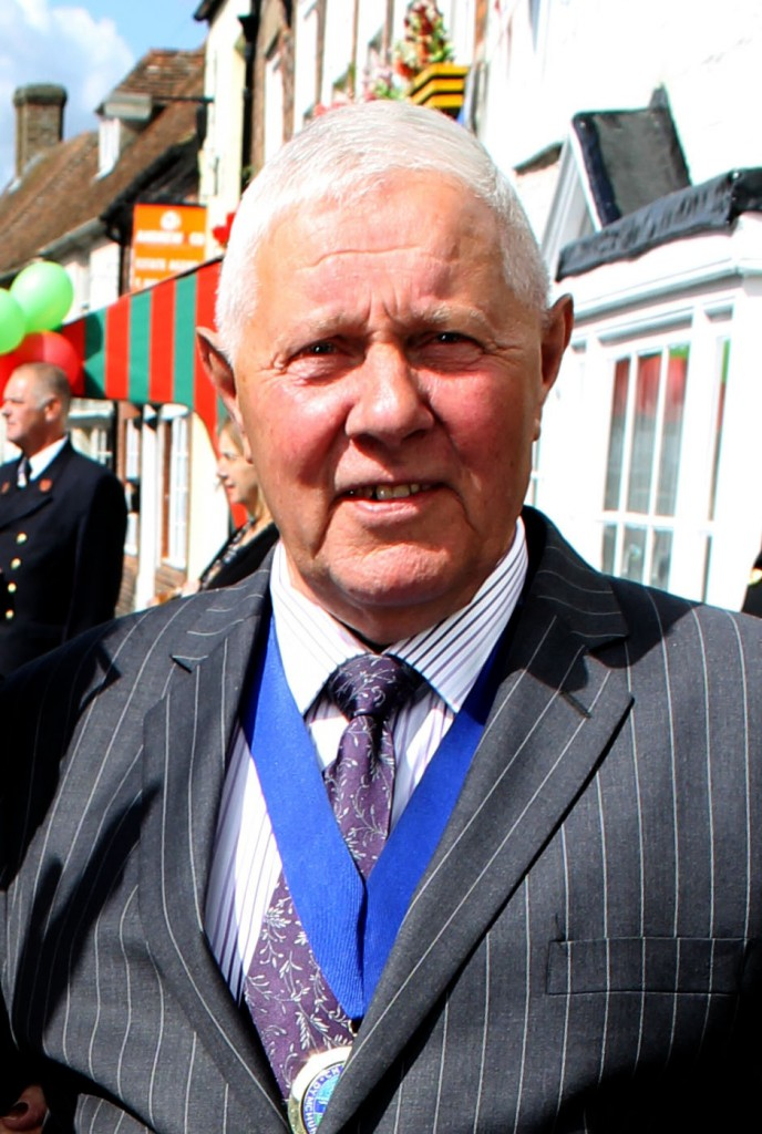 Cllr Roger Wilkins
