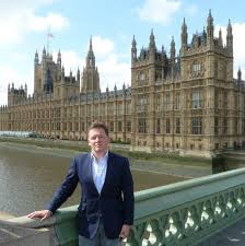 Our Man In Westminster Damian Collins MP