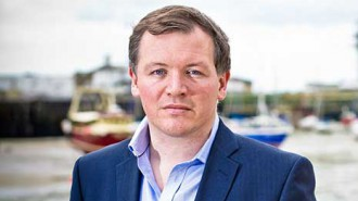 Folkstone and Hythe MP Damian Collins