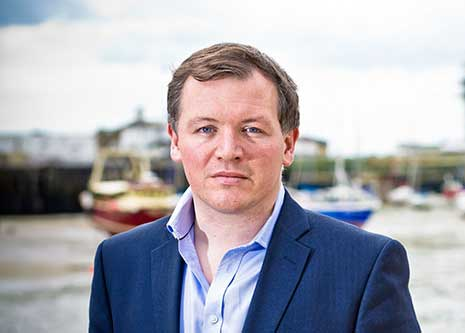 Our Man in Westminster MP Damian Collins