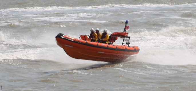 Image result for littlestone lifeboat