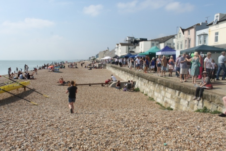 Sandgate Sea Festival a massive success