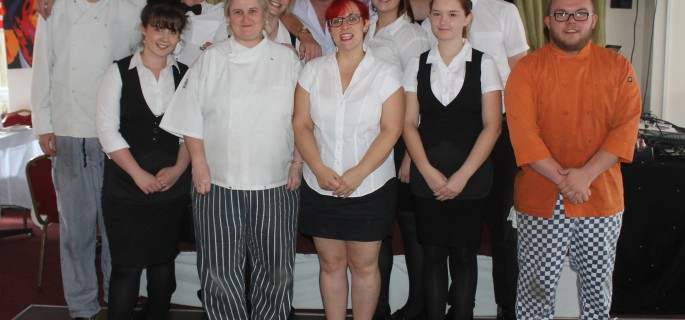 the staff at sotirios 103