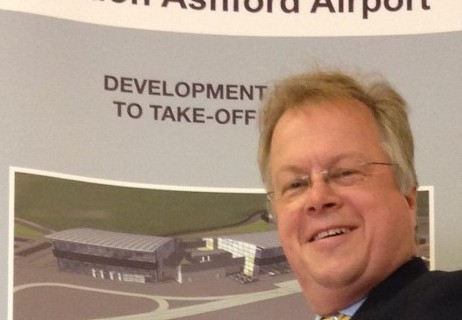 Former Lydd CEO Charles Buchanan
