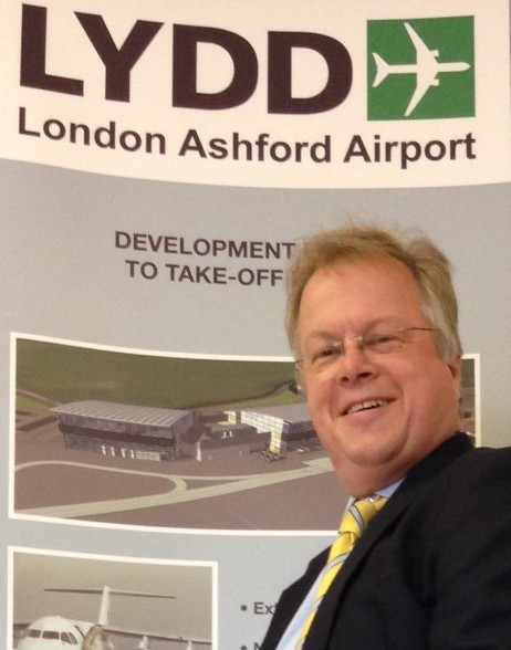 Airport boss exits job after less than a year