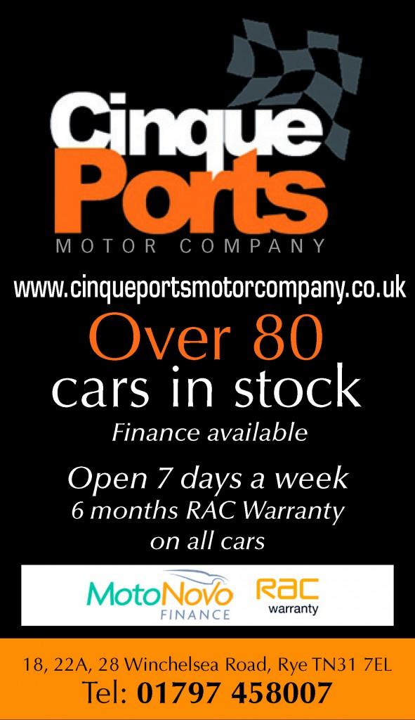 Cinque Ports Motor Company