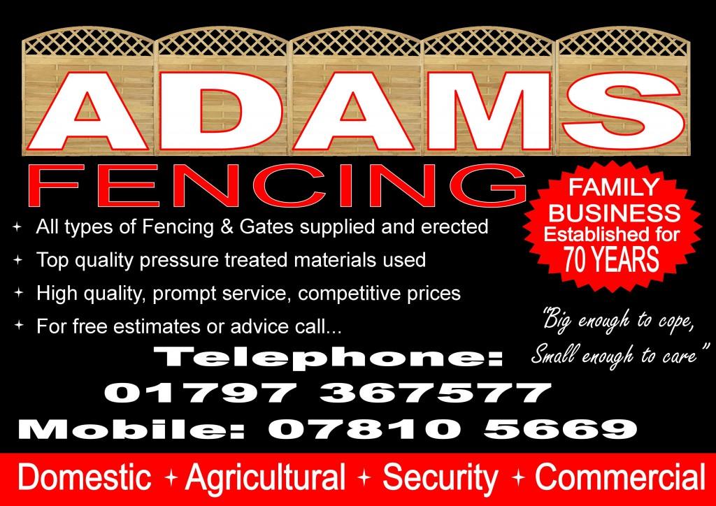 Adams Fencing