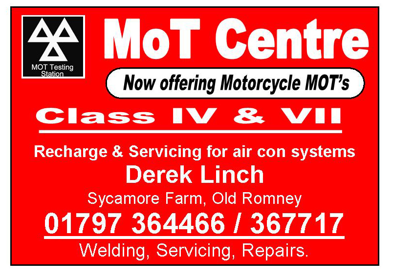 Derek Linch MOT & Service Ltd