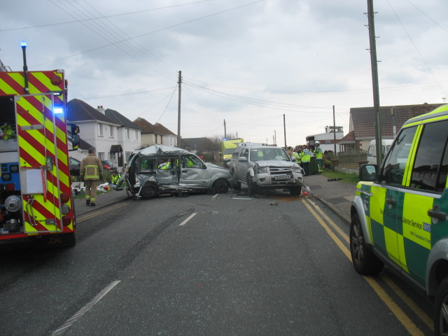Road Traffic Accident Greatstone