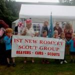 new romney scouts