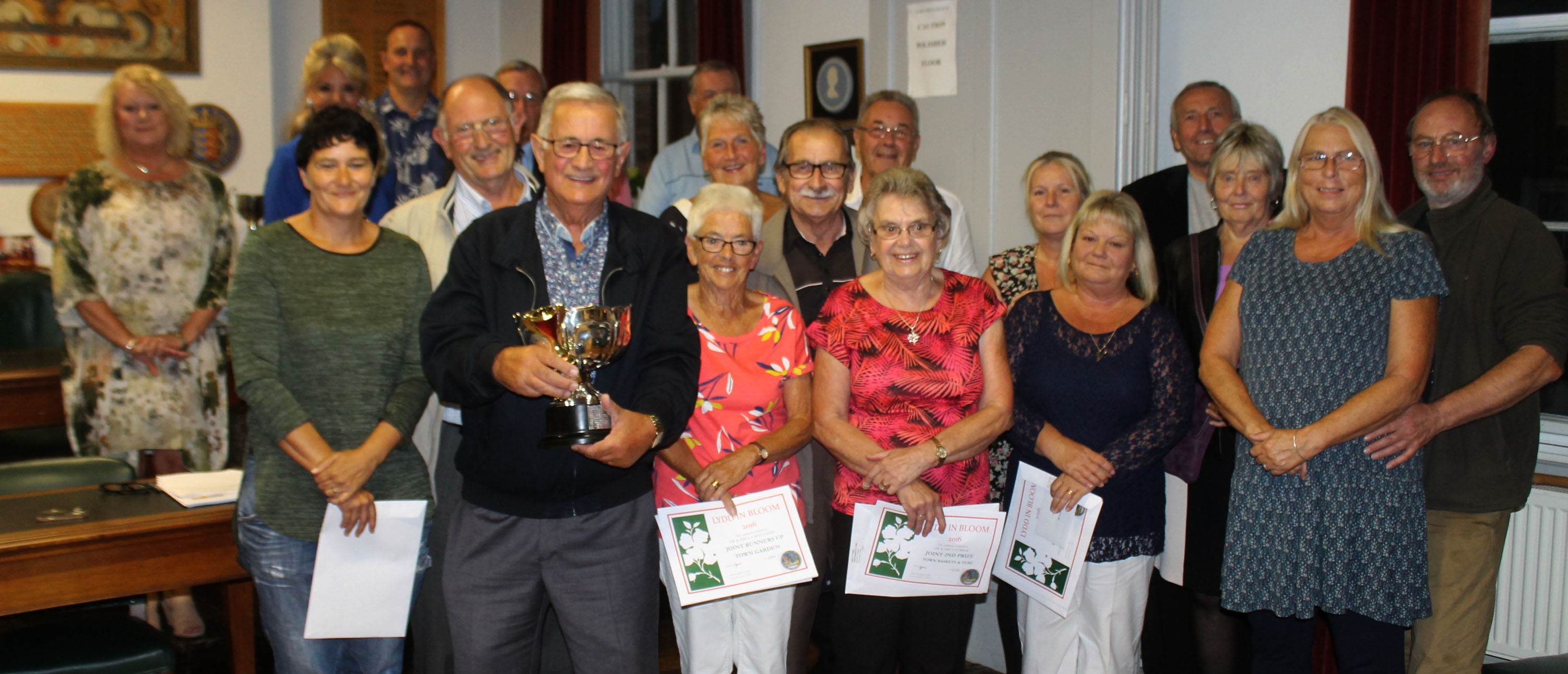 Lydd in Bloom Winners Picture Special