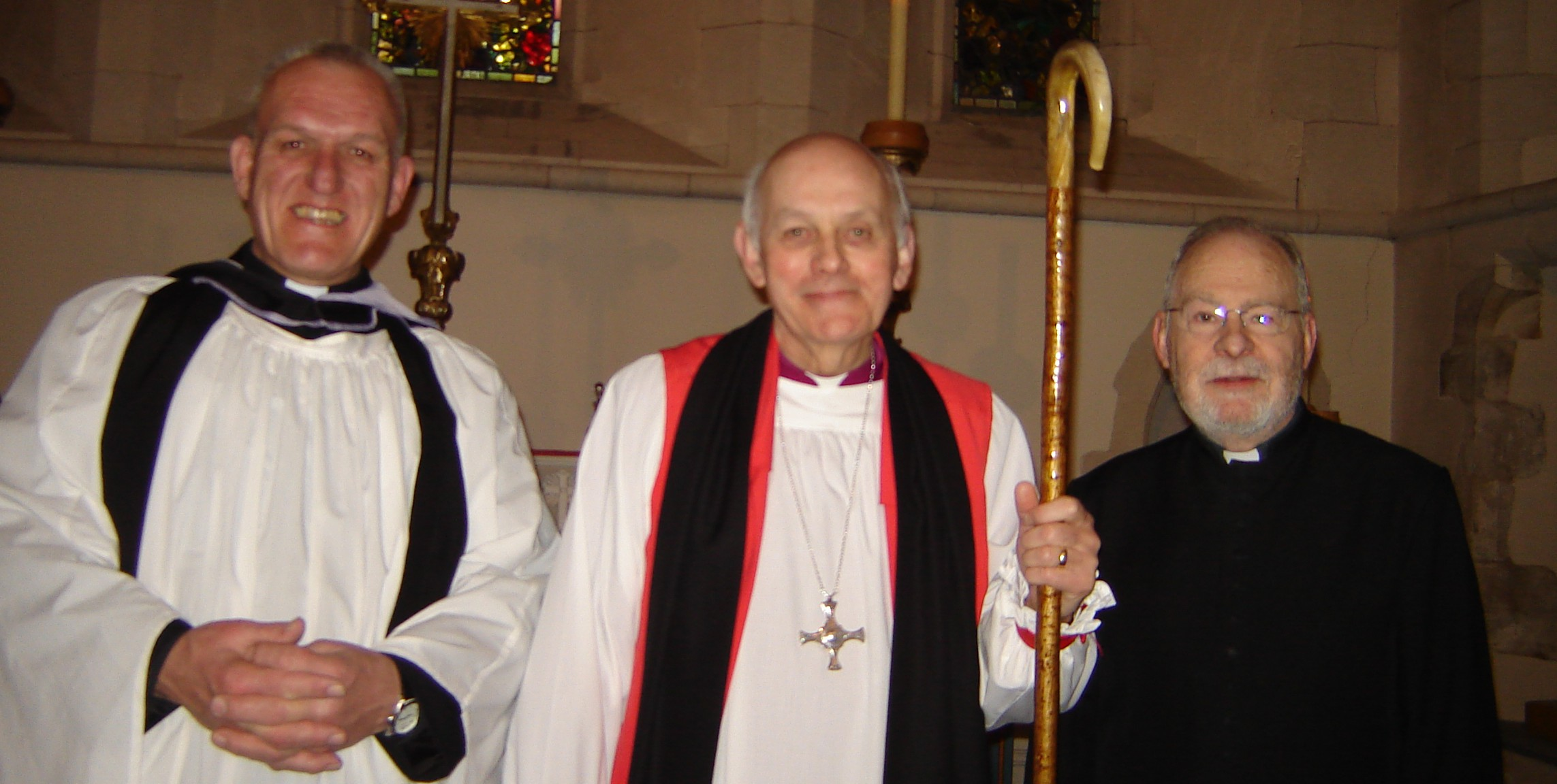 Licencing and Installation of Rev Chris Maclean at Lydd Church