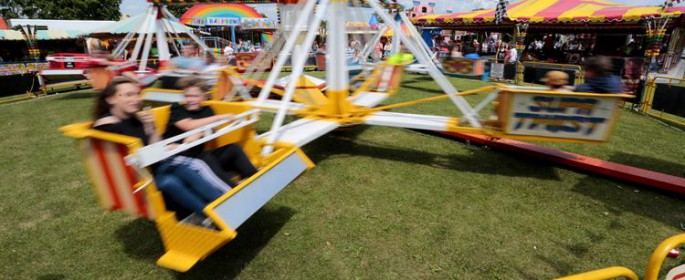 hythe fun fair