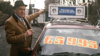 george-cole-minder