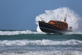 Dungeness lifeboat tasked to fishing boat with steering failure