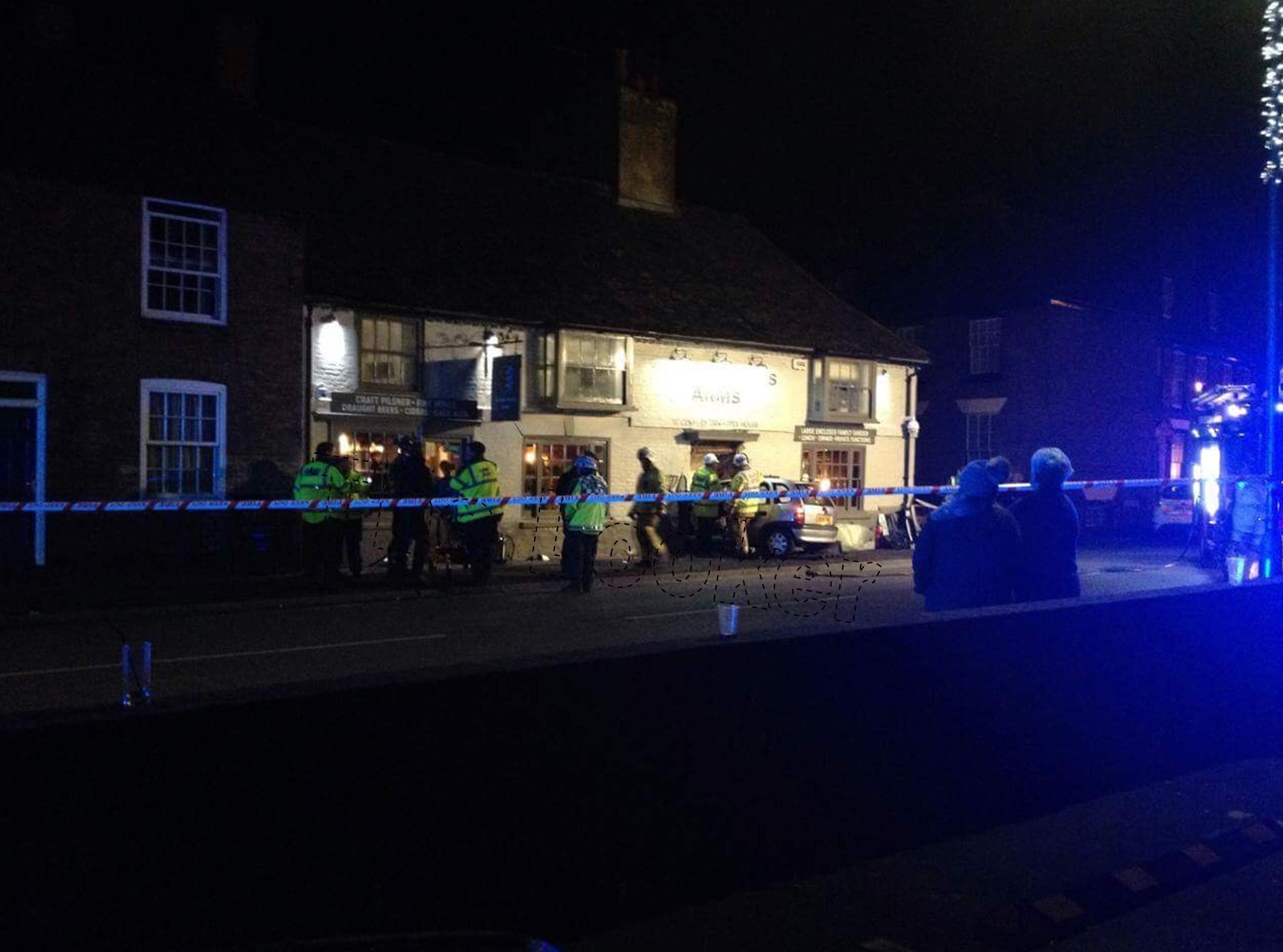 Is New Romney's Cinque Ports pub the unluckiest pub in Britain?