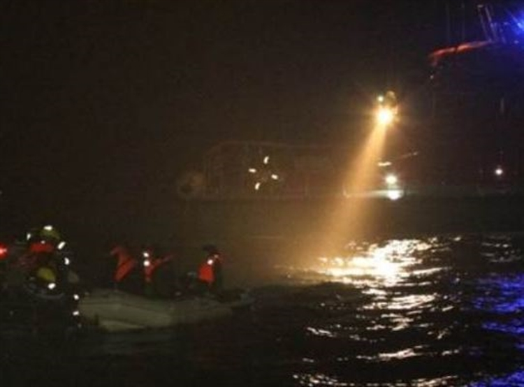 21 Migrants picked up after failed crossing attempt