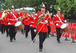 Princess of Wales Regimental Band