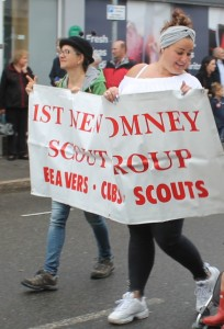 new romney scouts