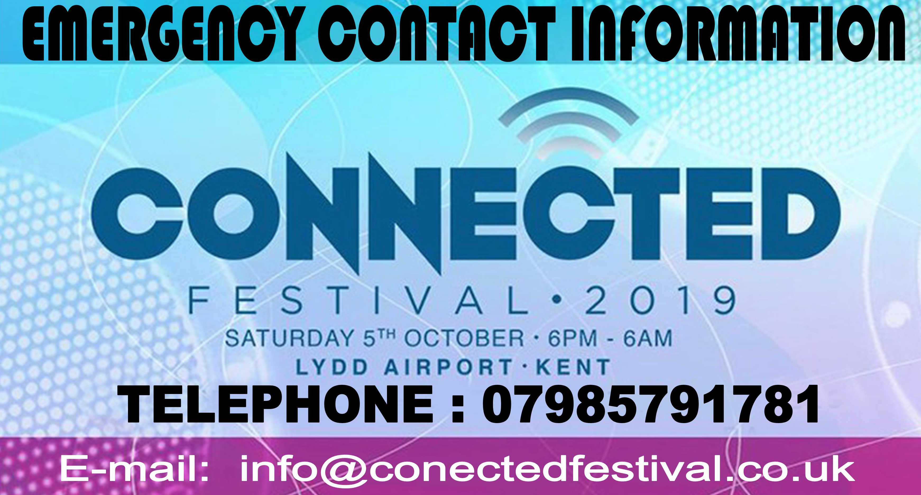 Connected Festival Organisers Planning for a Great Trouble Free Event