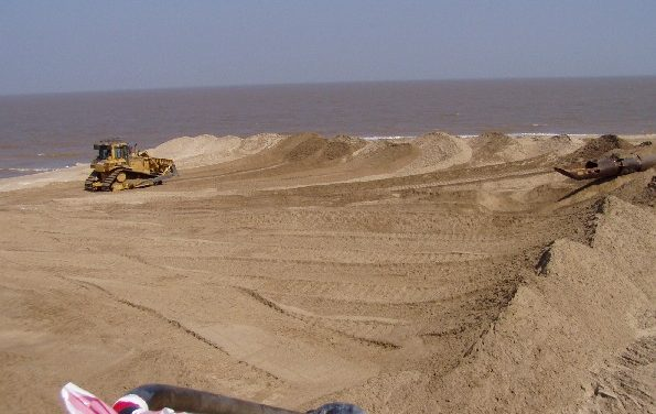 CRUCIAL BEACH MANAGEMENT WORK TO BEGIN