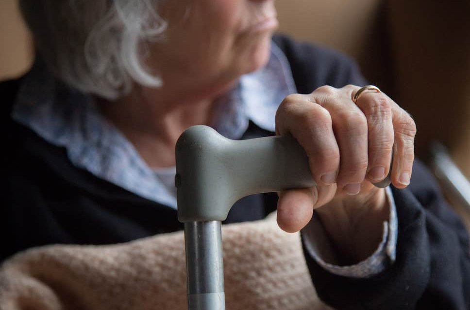 Sickness levels drive care homes to the brink
