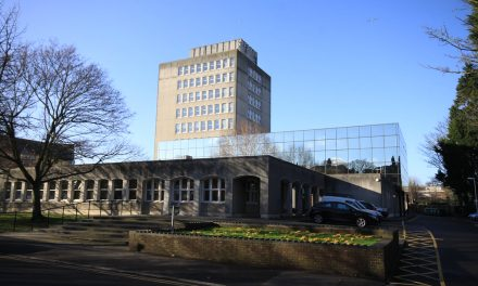 CIVIC CENTRE CLOSED TO PREVENT COVID-19 SPREAD