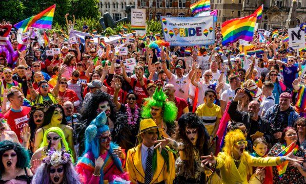 London's Pride festival cancelled