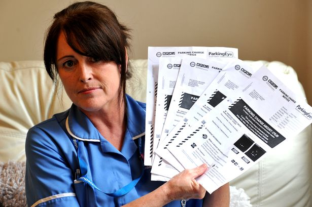 Parking charges for NHS and social care staff suspended