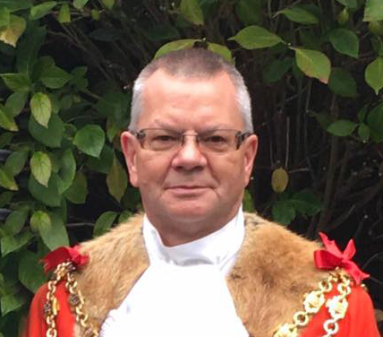 message from paul Thomas, mayor of new romney