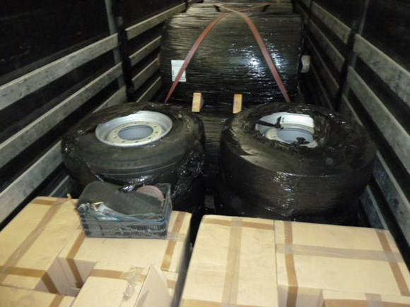 Truck driver charged over huge half-tonne cocaine haul in Dover