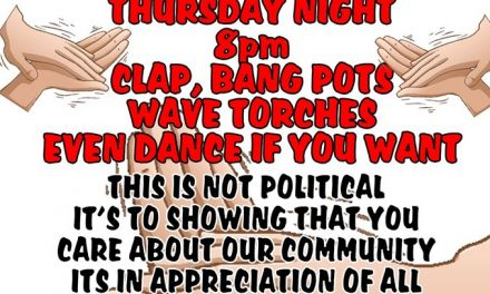 Don't forget to clap tonight