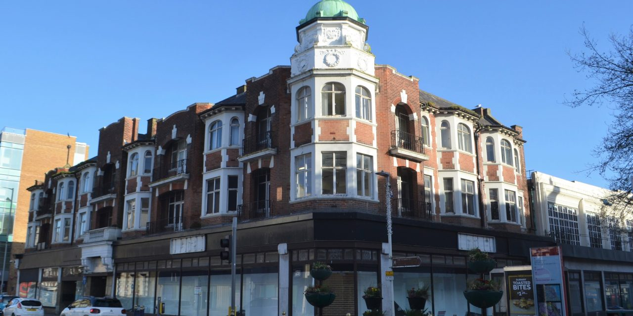 TOWN CENTRE BOOST AS COUNCIL SUCESSFULLY COMPLETES PURCHASE